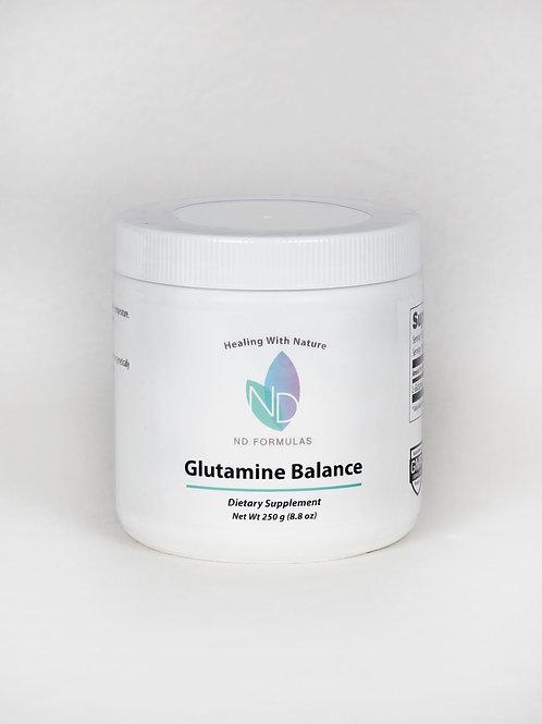 Glutamine Balance