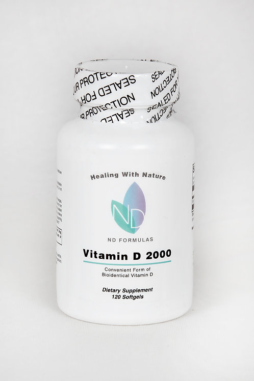 Vitamin D 2000