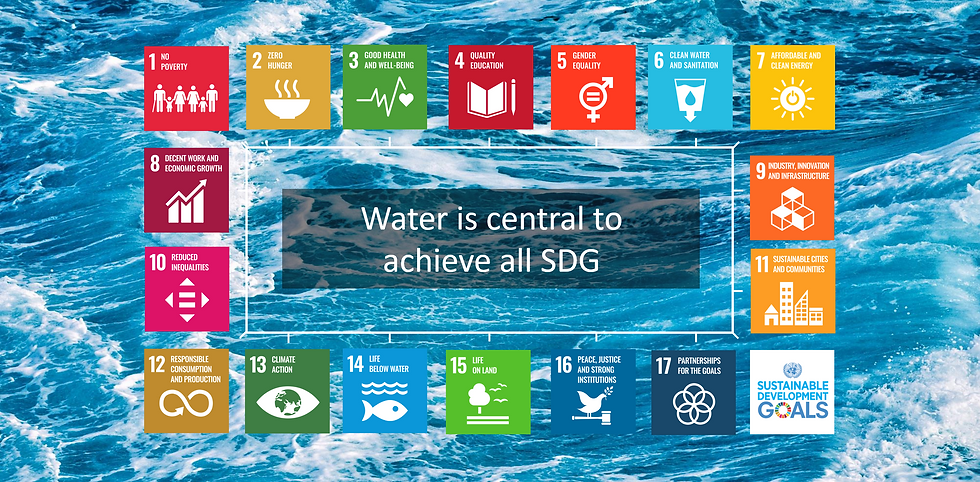 ODS SDG Sustainability Sustentabilidad Nbs SbN Nature Agua Water Energy Solar Panel