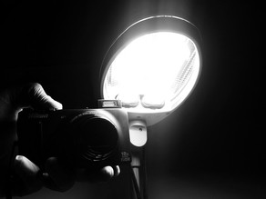 Using Light in Black & White Photography