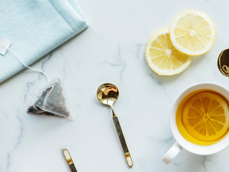 How to make Lemon tea and Health benefits of lemon tea