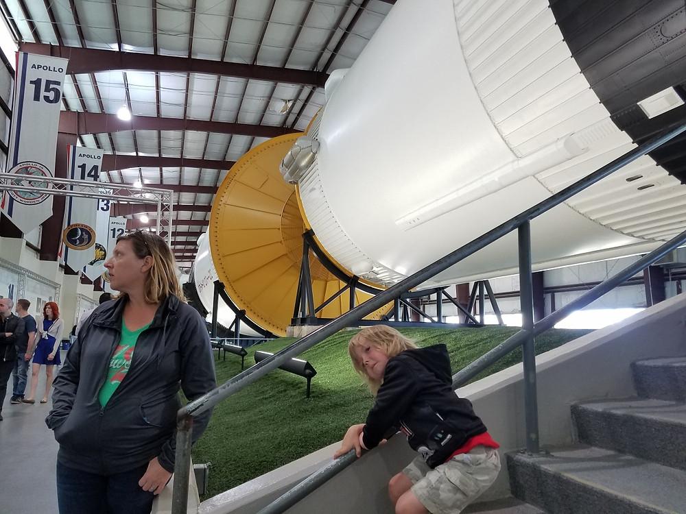 Saturn V!