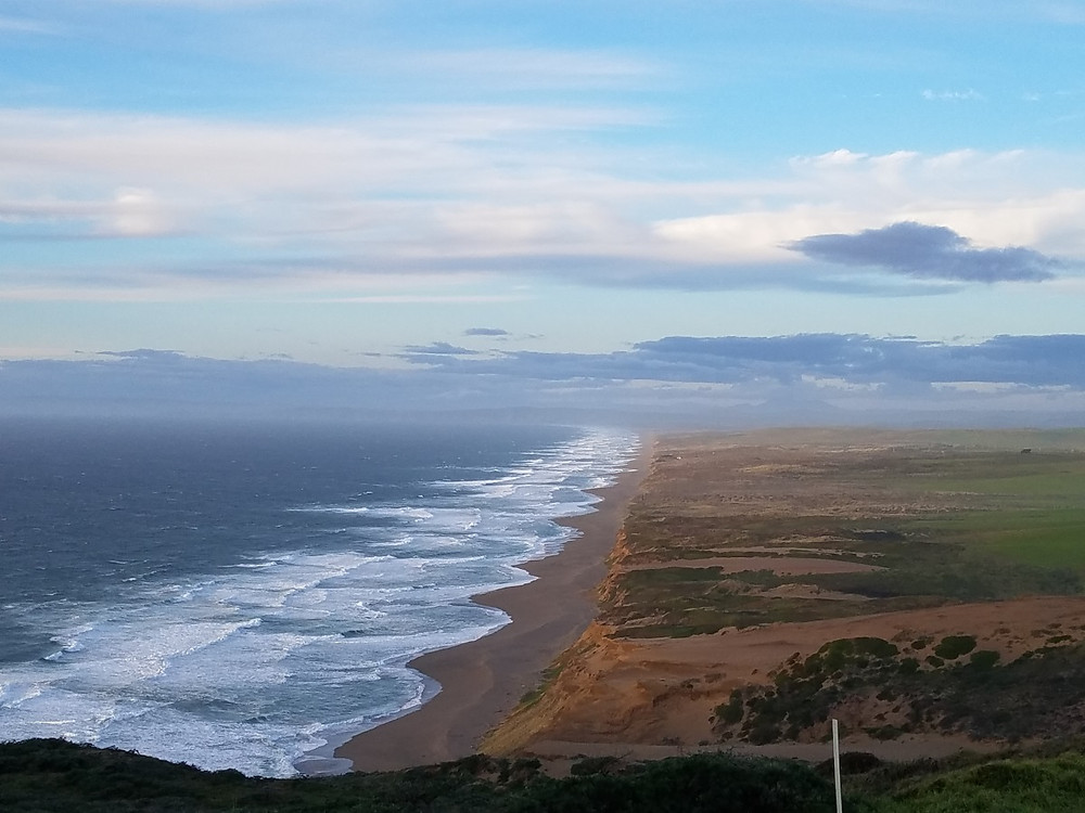 The View from Point Reyes