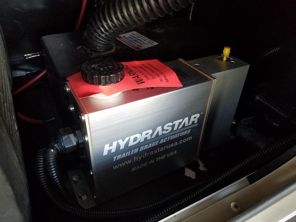 Hydraulic Brake Actuator