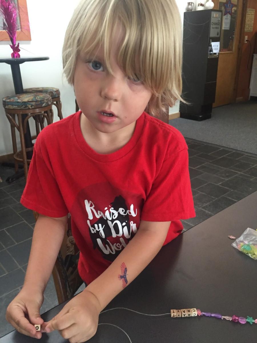 Great kids craft activities!