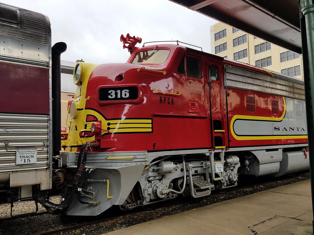 The Santa Fe # 316