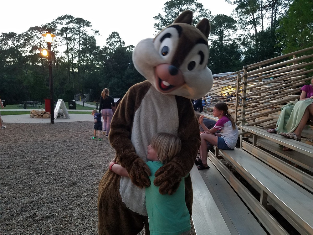 Crayton Loves Chip (or is it Dale...)