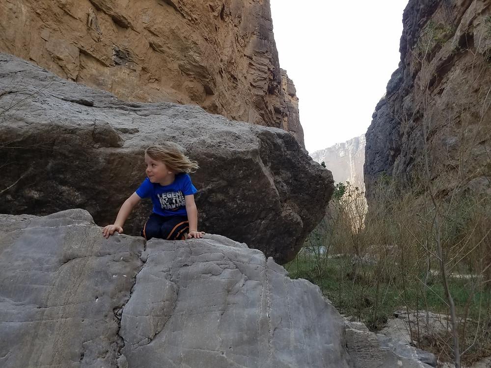 Adventure Boy!