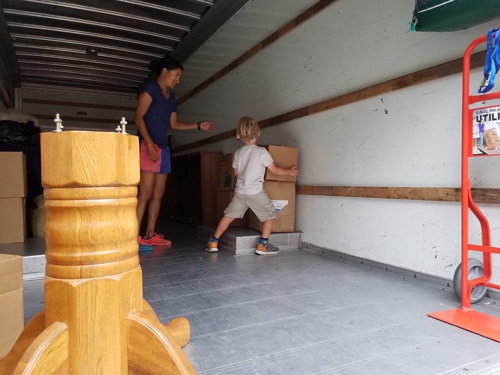 Our great moving helper