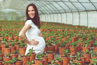 תמונות הריון בחוץ