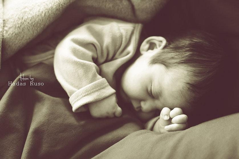 צילום תינוקות ופעוטות