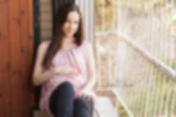 צילום היריון בבית המצולמים