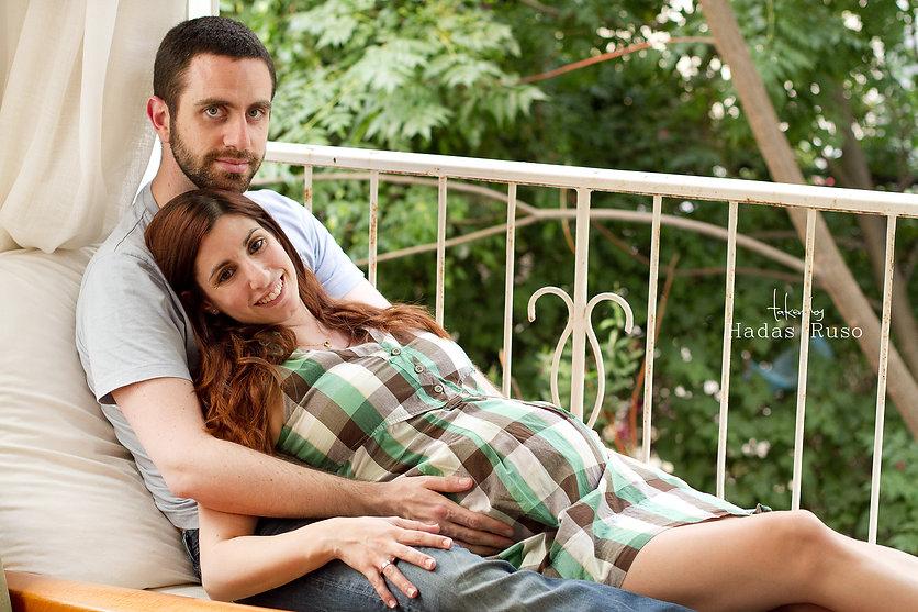 תמונות הריון טבעיות
