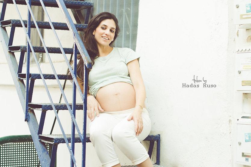 תמונות הריון בכרם התימנים