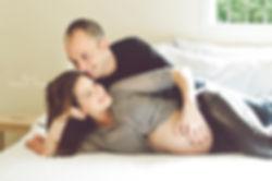 תמונת הריון טבעית