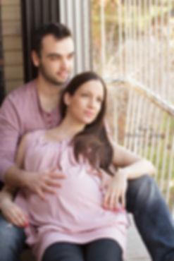 צילום זוגי בהריון