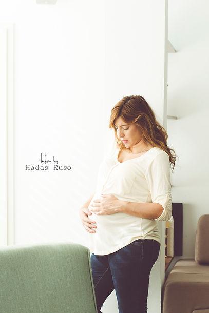 צילומי היריון טבעיים