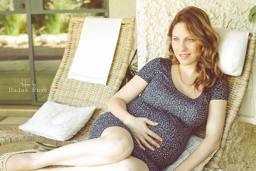 צילום הריון בבית