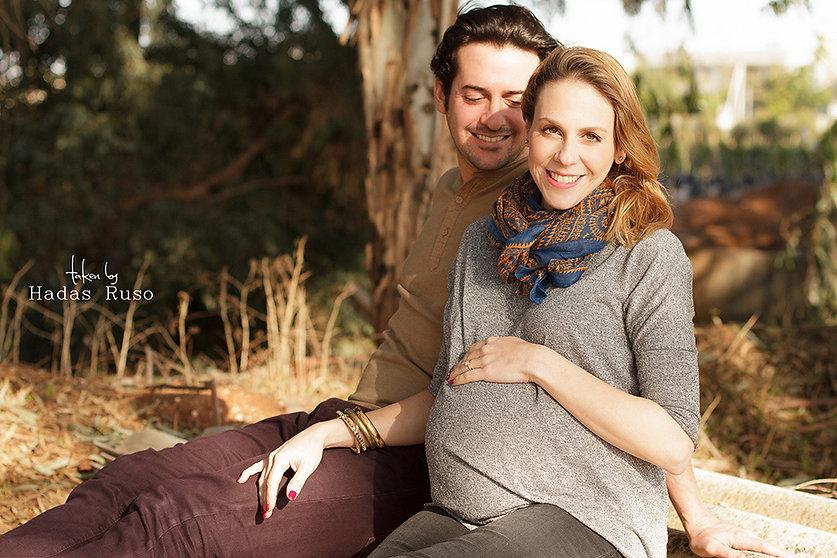 צילומי הריון בבית