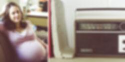 תמונות היריון בבית