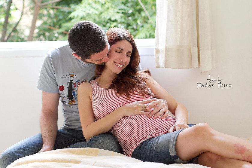 צילומי הריון טבעיים