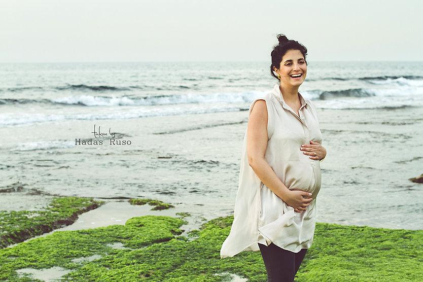 להצטלם בהריון