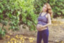 צילום הריון בפרדס