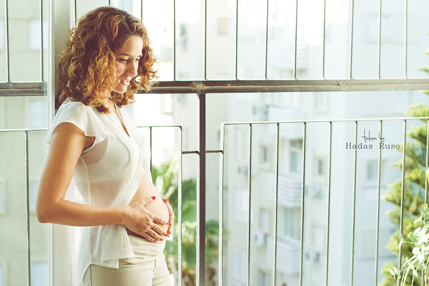 צילומי הריון ביתיים