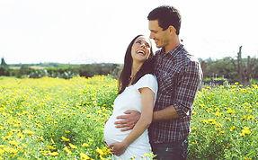 תמונות הריון במושב