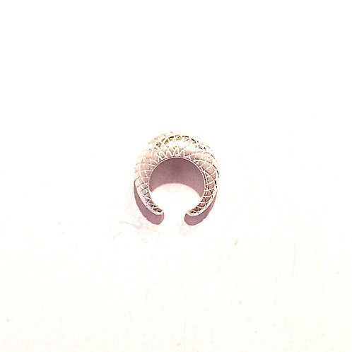 The Cyrus Ring in Silver