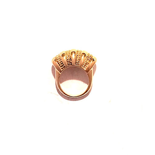 The Ryder Ring in Gold