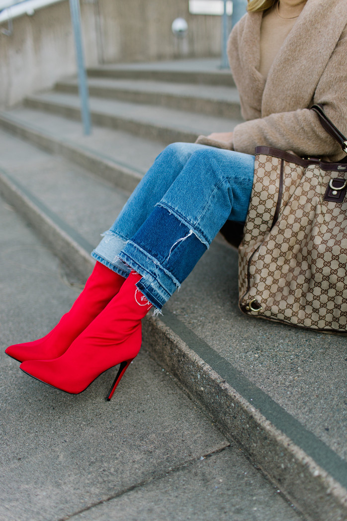 Braving the Red Boot Craze