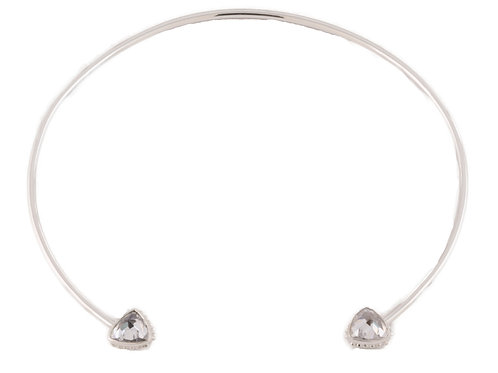 The Oria Choker in Silver