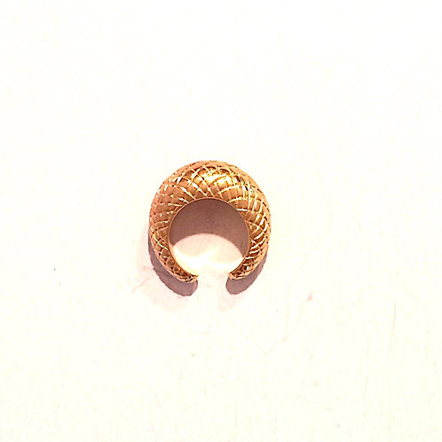 The Cyrus Ring in Gold