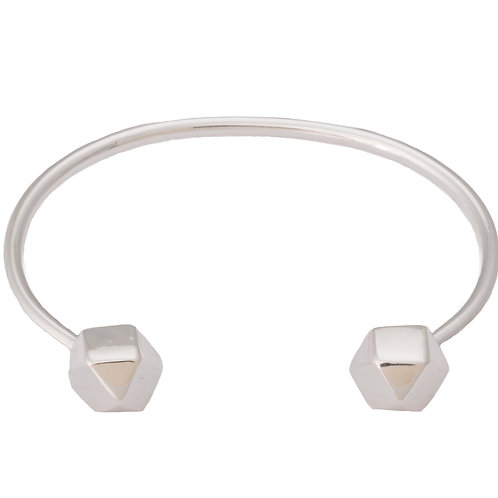 The Aida Bracelet with Silver