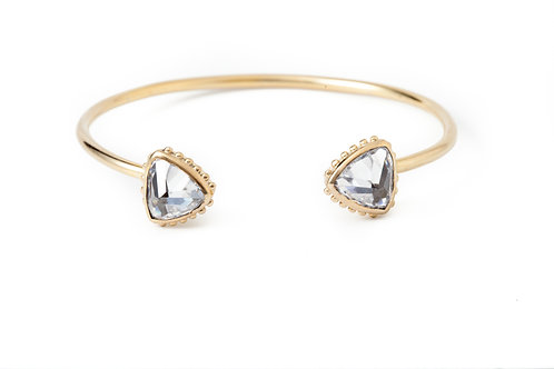 The Alexandra Cuff in Gold