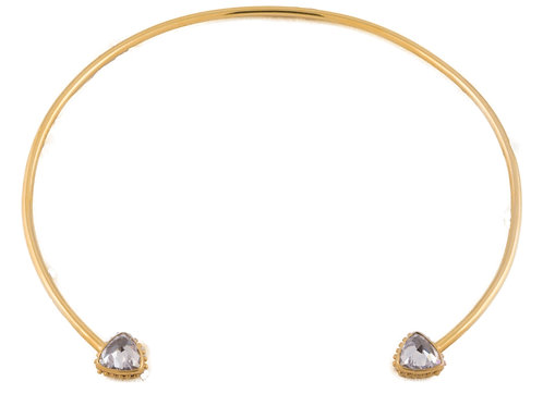 The Oria Choker in Gold