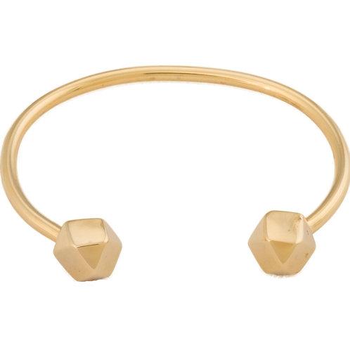 The Aida Bracelet in Gold