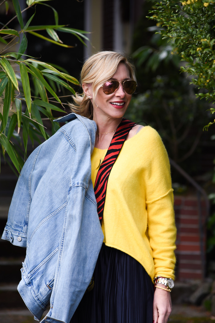Bright Ideas: Yellow for the win!