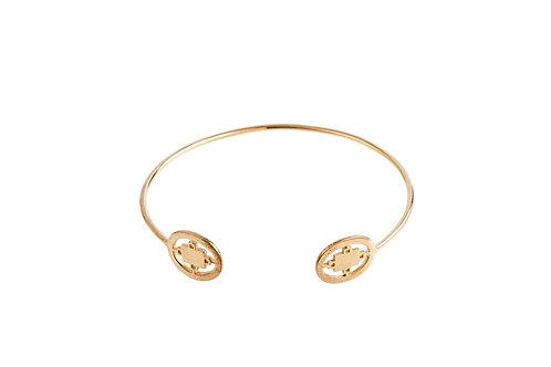 """The """"Dame-Dame"""" Bracelet in Gold"""