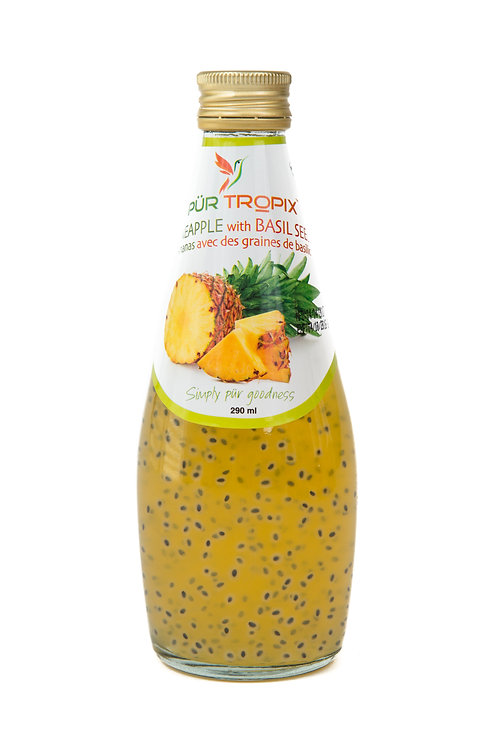 Pur Tropix Pineapple with Basil Seed