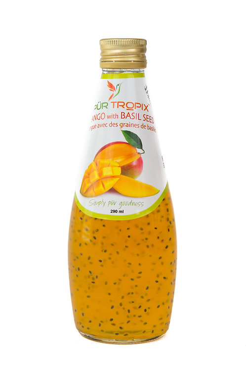 Pur Tropix Mango with Basil Seed