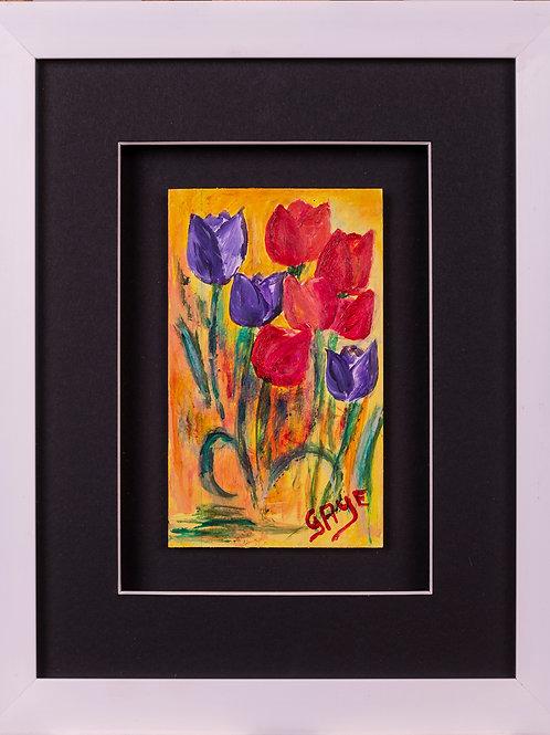 Miniature Tulips2