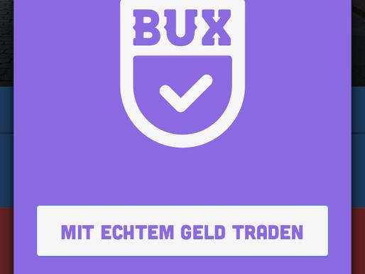 Zockerei mit Apps am Beispiel von Bux (mein Erfahrungsbericht)