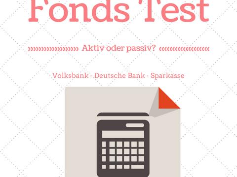 Aktienfonds im Test! Aktiv oder passiv investieren?