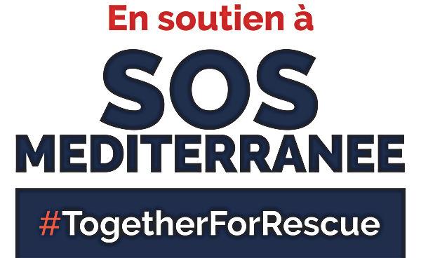 logo_sos-togetherforrescue_carre en sout