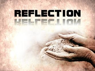Ash Wednesday SERMON TITLE - REFLECTION.