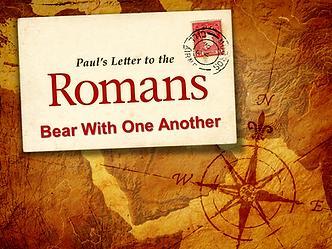 Romans Letter image
