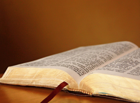 THROUGH THE BIBLE IN A YEAR