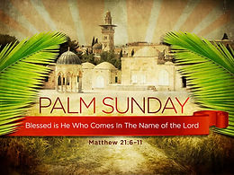 Palm Sunday - The Truth Hurts